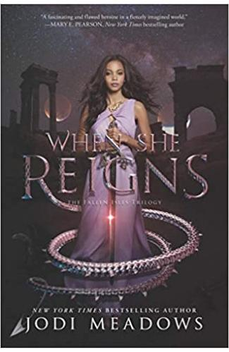 The Fallen Isles Trilogy: When She Reigns