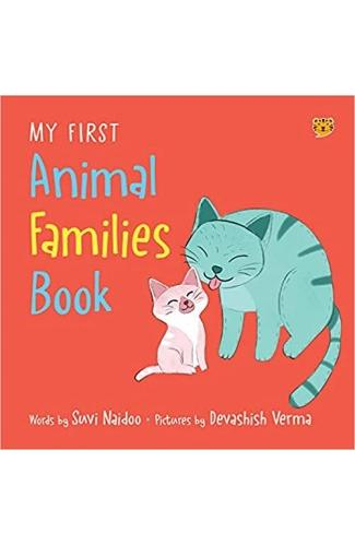 My First Animal Families Book