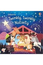 The Twinkly Twinkly Nativity
