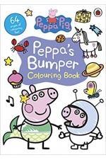 Peppa Pig: Peppa's Bumper Colouring Book