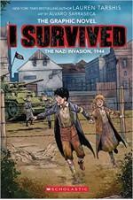 I Survived : The Nazi Invasion, 1944