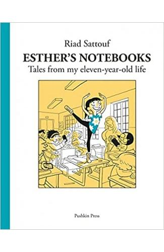 Esther's Notebooks : Tales from my eleven-year-old life
