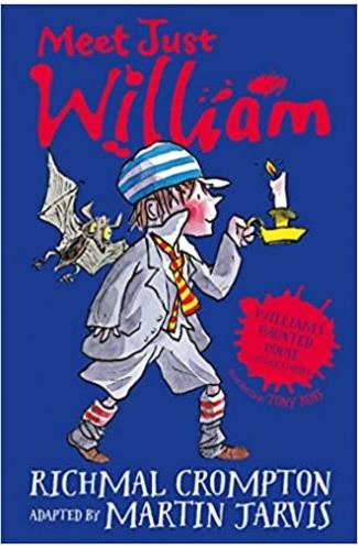 Meet Just William : William's Haunted House and Other Stories